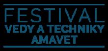 logo festival vedy a techniky amavet